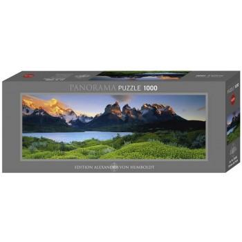 1000 pz. Cuernos del Paine...