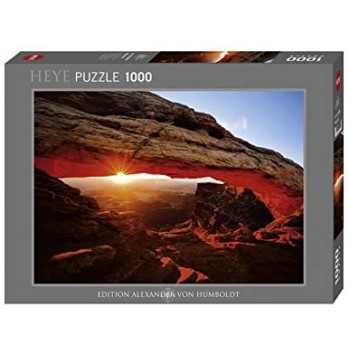 1000 pz. Mesa Arch - Heye