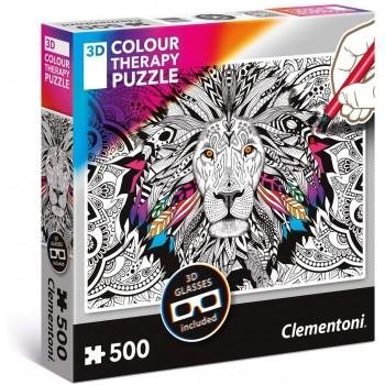 500 Pz 3D Color Therapy...