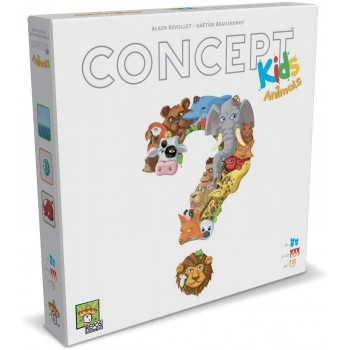 Concept  Kids  Animali  -...