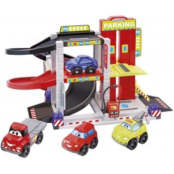 Abrick City Garage - Simba