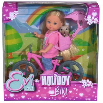 Evi  Holiday  in  bici con...
