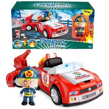 Veicolo  Pompieri  con...