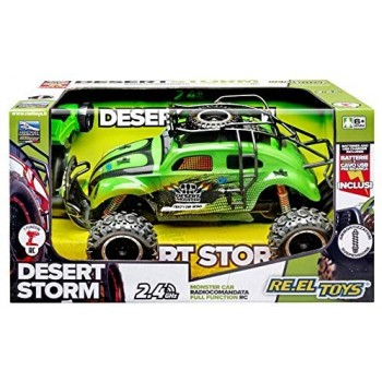 Desert  Storm  R/C  -  Re El