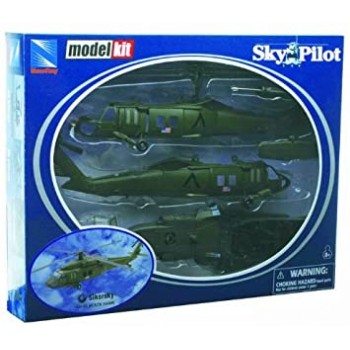 Black Hawk Model Kit - NewRay