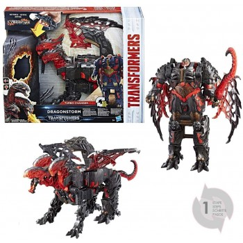 Transformers Dragon Turbo...