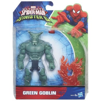 Pers. Spiderman 6 - Hasbro