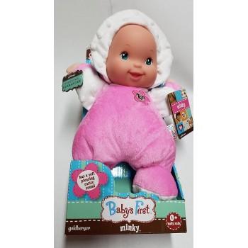Bambola Minky Morbida -...