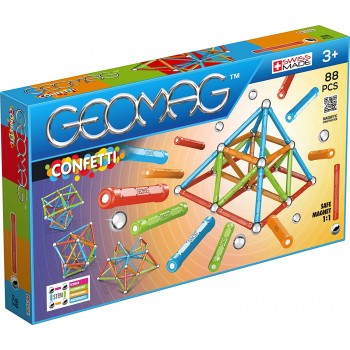 Confetti Geomag 88 Pz. -...