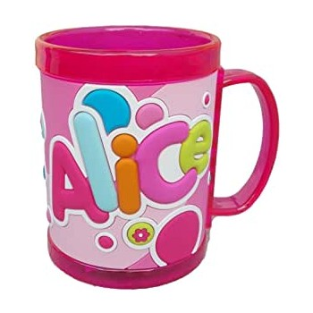 Tazza Crystal Alice- Clearco