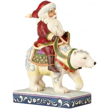 Babbo Natale c-OrsoPolare...