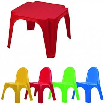 Set Tavolino e Seggioline...