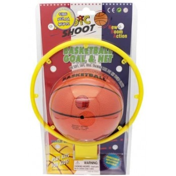 Anello Basket + Pallone -...