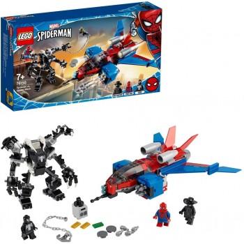 76150  Spiderjet  vs  Mech...