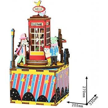 Carillon Cabina Telefonica...