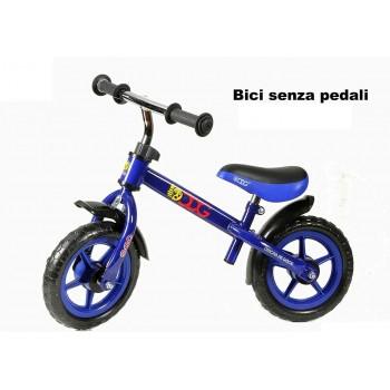 Bici Senza Pedali Blu - ODG