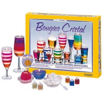 Crea  Candele  Crystal  -...