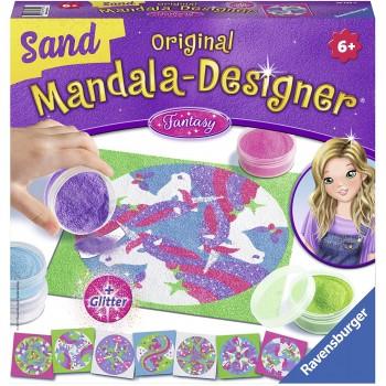 Mandala  Design  Sand...
