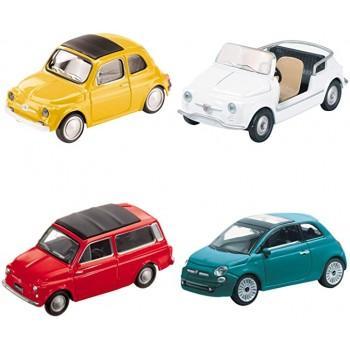 Auto Fiat 500 Happy...