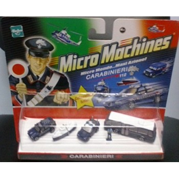 Micro Machine Carabinieri...