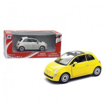 Fiat 500 1:24 - NewRay