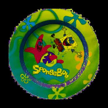 Piatto Piano Sponge-Bob - BBS