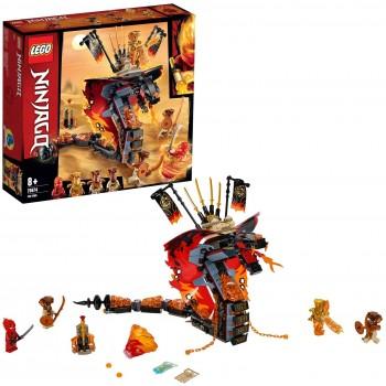70674 Zanna di Fuoco - Lego