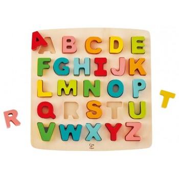 Puzzle  Lettere  Maiuscole...