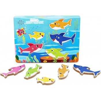 Puzzle  Sonoro  Baby  Shark...