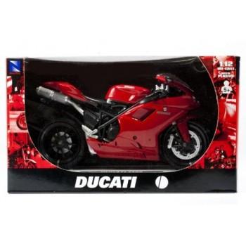 Ducati 1198 Mod. Ass. 1:12...