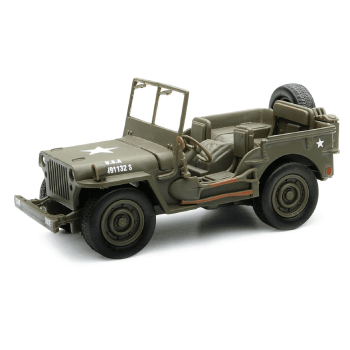 Jeep Willy Military 1:32 -...