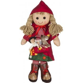 Bambola  Cappuccetto Rosso...