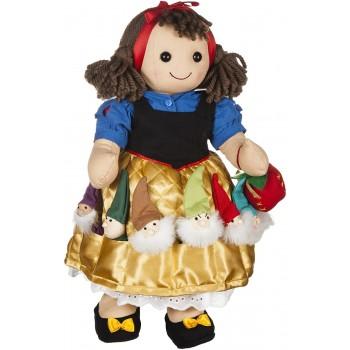 Bambola  Biancaneve  e  i...