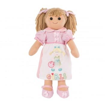 Bambola  Bionda  con  Due...