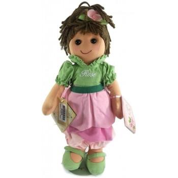 Bambola  Fiore  Rosa  -  My...