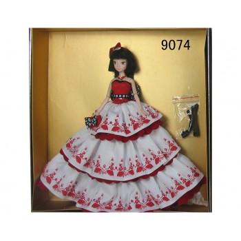 Bambola Vestito Spagnolo...