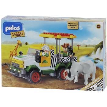 Prico' Safari Jeep 248 pz -...