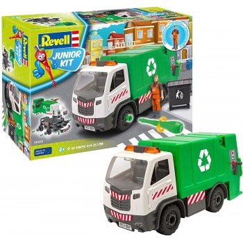 Garbage Truch Junior Kit -...