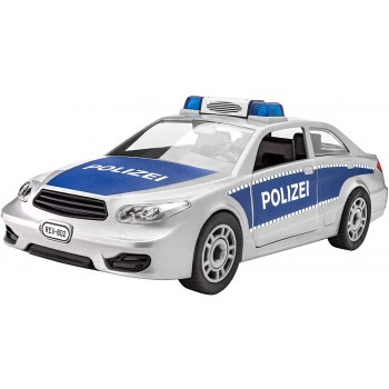 Police Car Junior Kit - Revell