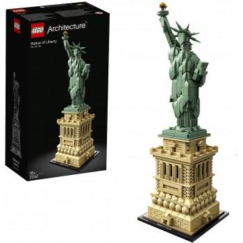 21042 Statua della Libertà...