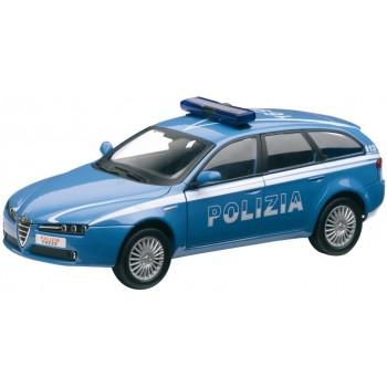 Alfa Romeo Polizia 159 1:24...