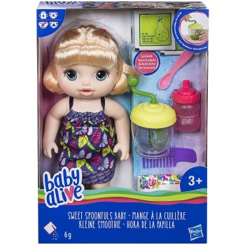 Baby  Alive  Sweet  Baby  -...