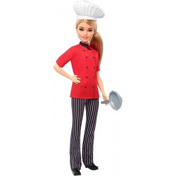 Barbie  Chef  -  Mattel