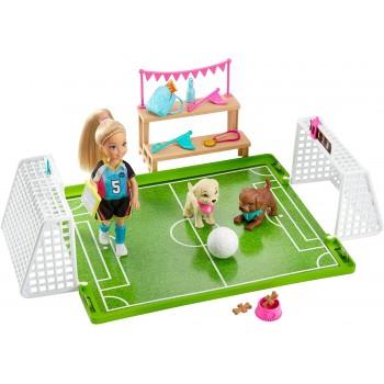 Chelsea  Calciatrice-  Mattel