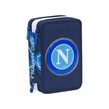 Astuccio 3 Zip Forza Napoli...
