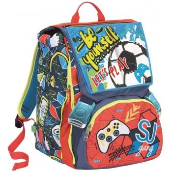 Schoolpack SJ Gang Boy - Seven