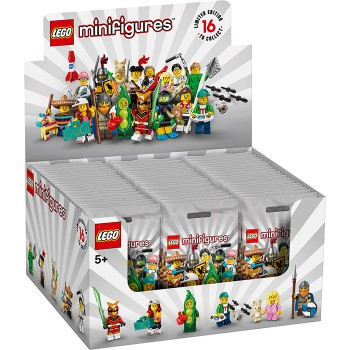 71027  Minifigures  -Lego