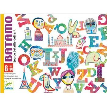 Carte Batamo - Djeco