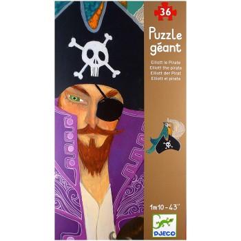 Puzzle Elliott The Pirate...