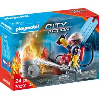 70291  Gift  set  Pompieri...